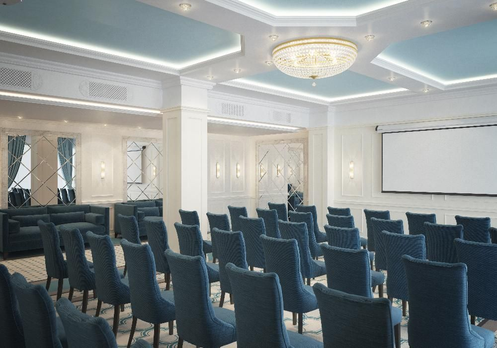 Conference hall — 4