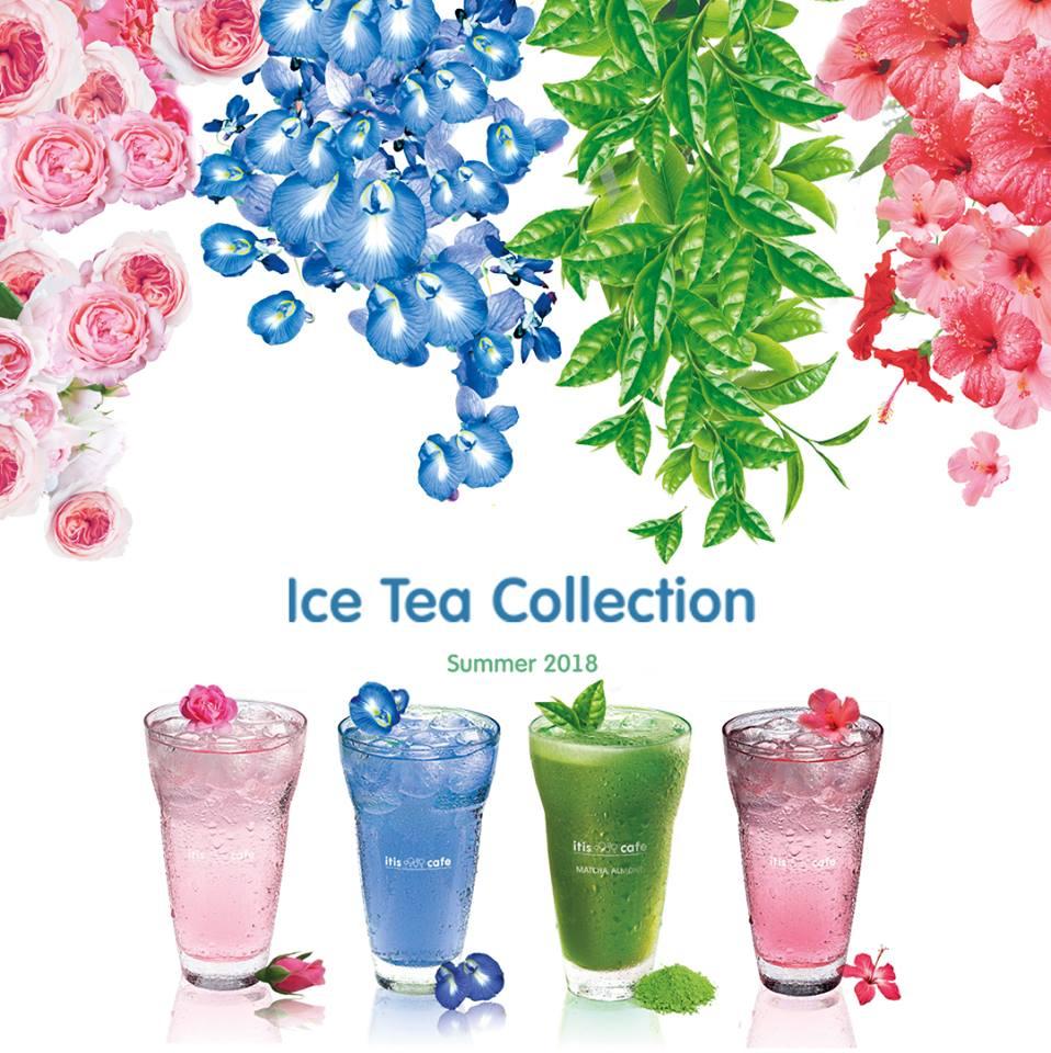 Ice tea от ITIS Café!